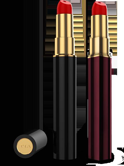 Ultra Portable lipstick vape TIA